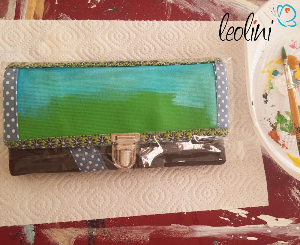 Vorbereitung Malerei