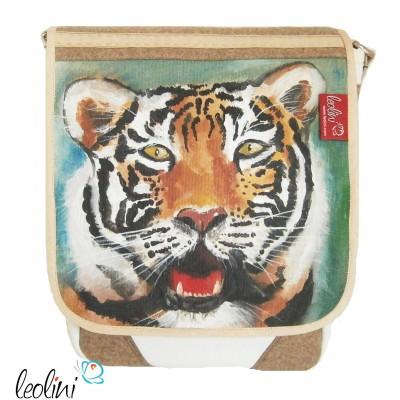 Tiger Tasche von Leolini
