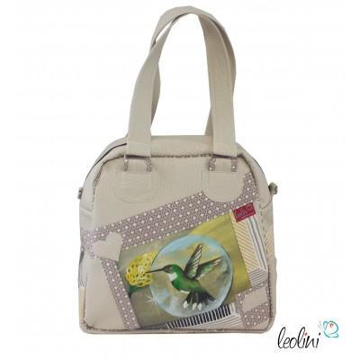 Handbag - handcrafted ARTBAG by Leolini