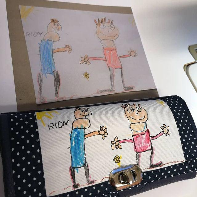 Leolini Herstellung deiner Malereitasche