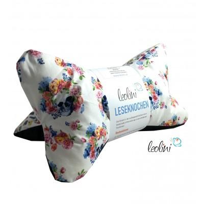 Leseknochen - Lesekissen von Leolini Cupcake