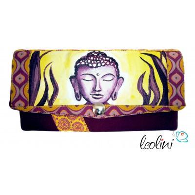 Portemonnaie - Geldbörse Buddha
